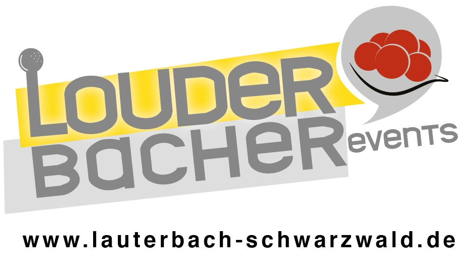 Endfassung Logo LOUDERbacher Events