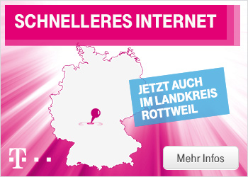 Schnelleres Internet Button