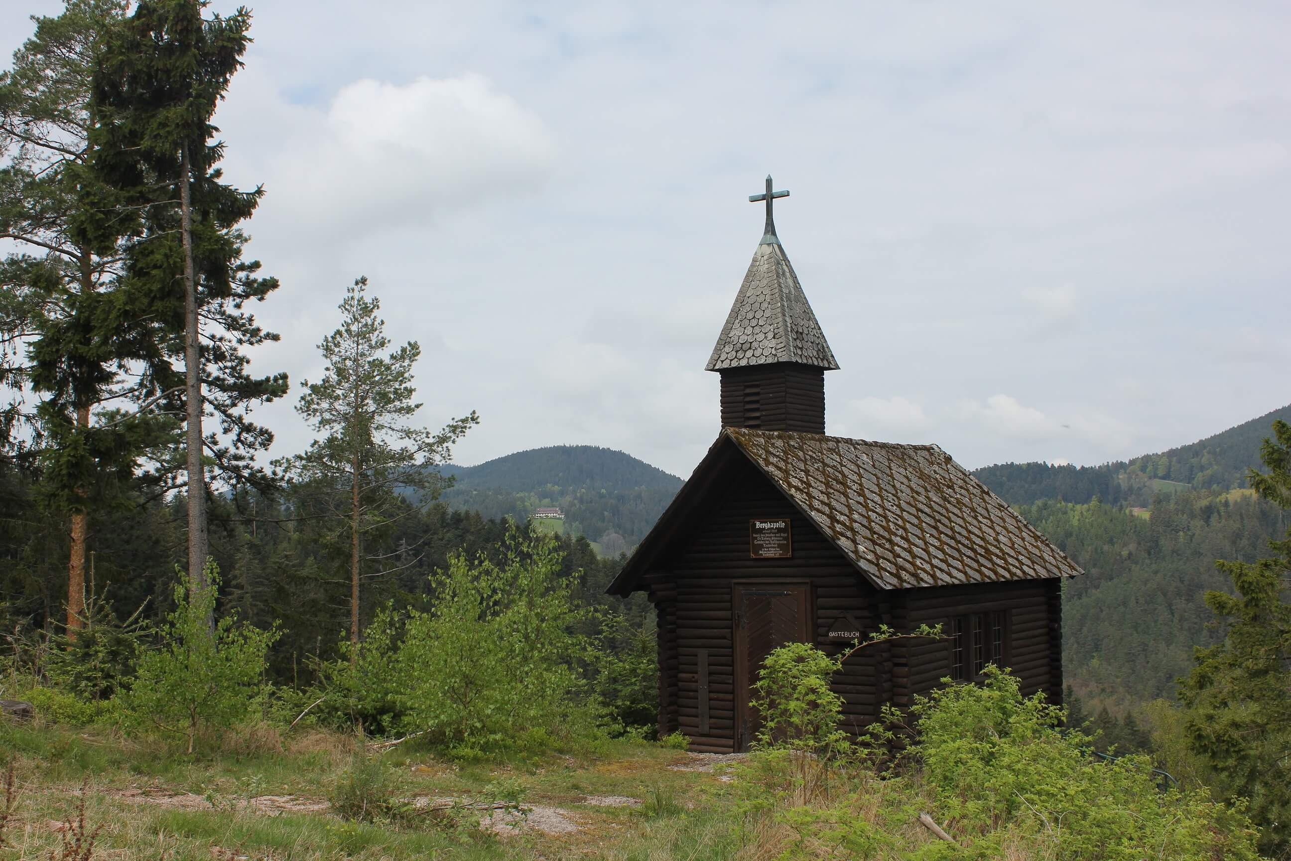 Bergkapelle Foto Fischer