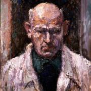 Wilhelm Kimmich - Selbstportrait - 1973