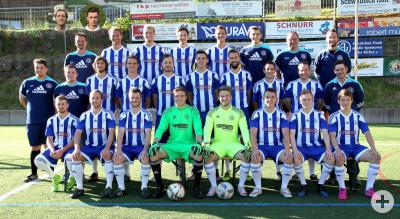 1.Mannschaft Saison 2017/2018