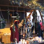 Stand auf dem Lauterbacher Weihnachtsdorf