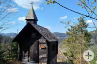 Bild der Bergkapelle von Siegfried Zey
