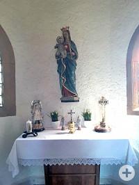 Altar in der Stemmerkapelle